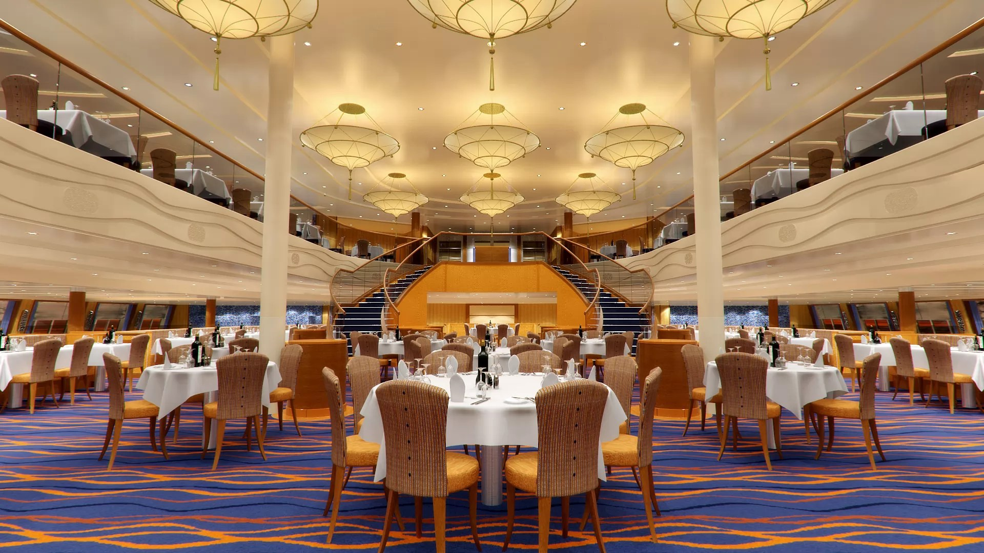 Carnival Breeze On Facebook New Photos Cruiseind