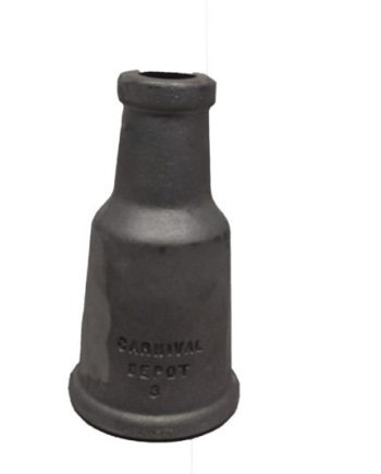 3 lb Aluminum Borrle