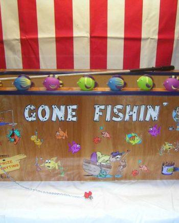 Gone Fishin Carnival Game