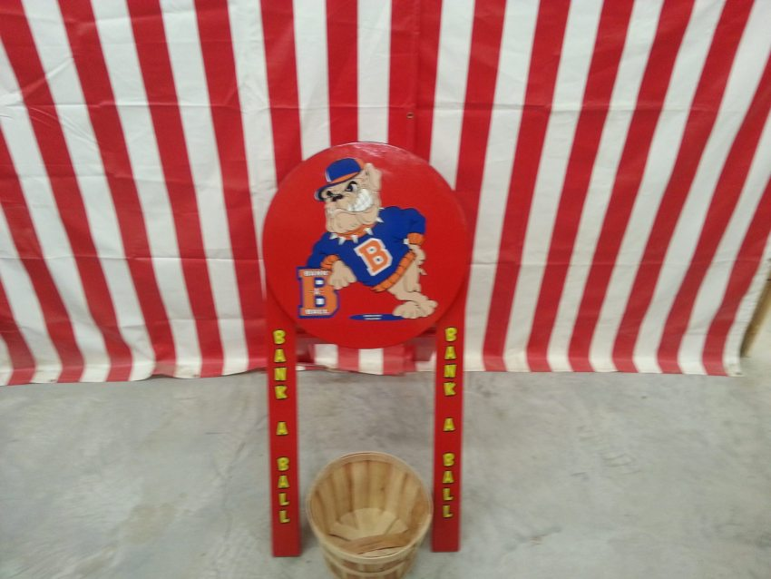 Bank A Ball Carnival Game