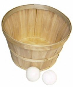 bushel baskets toss manufactured