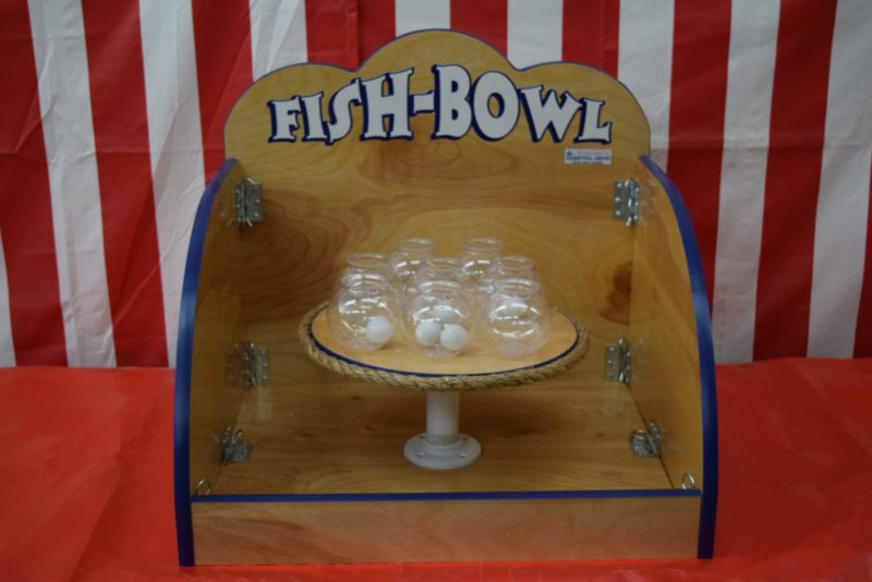 Fishbowl Carnival Game