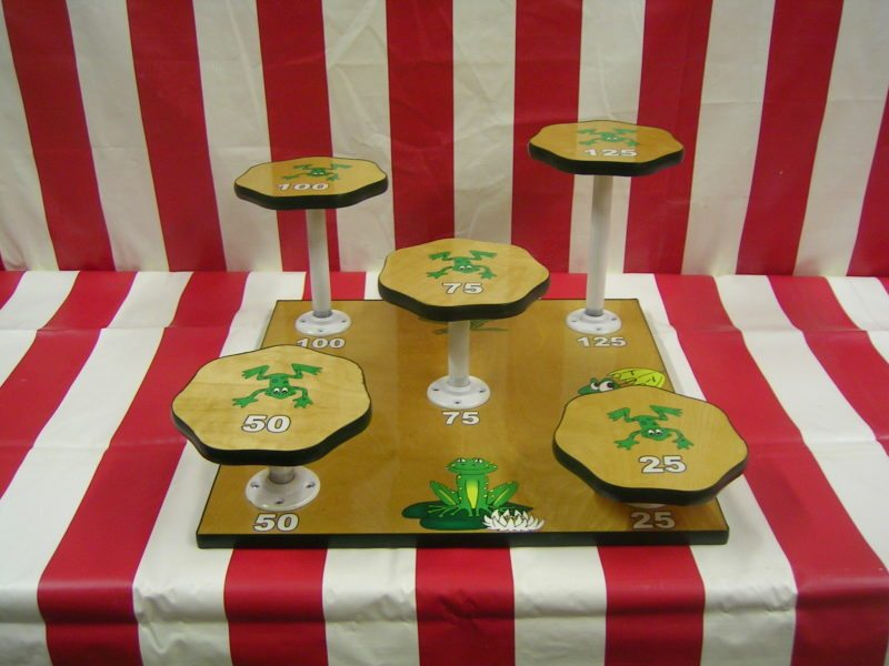 Lily Pad Carnival Game