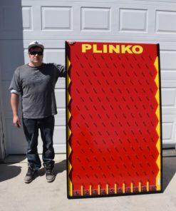 4 x 6 Plinko Game
