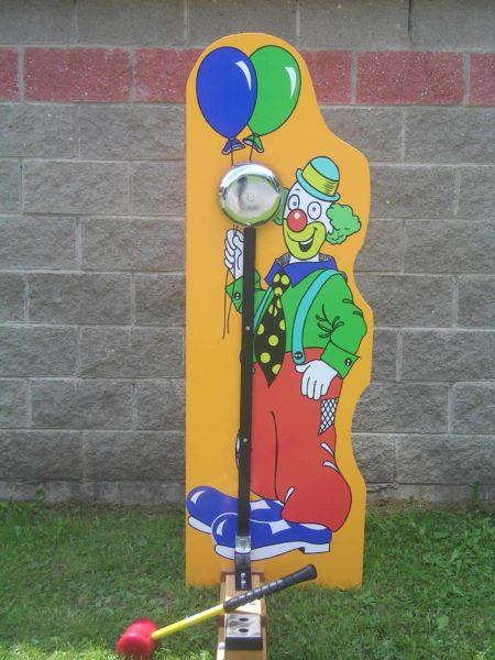 Clown Kiddie Striker