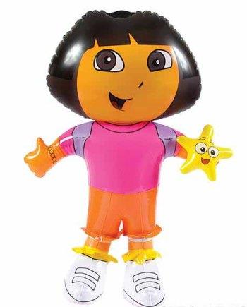 Dora Inflate