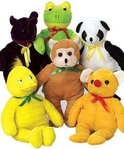 "13"" Plush Assortment Carnival Prize"
