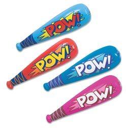 Pow Bat Inflates
