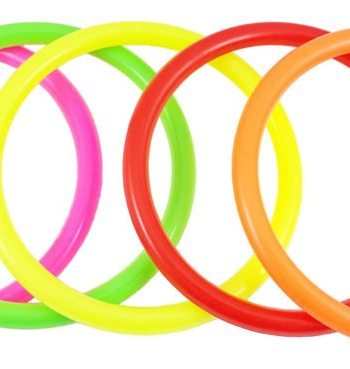 "4 3/4"" Ring Toss Rings"