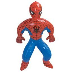 Spiderman Inflatable Carnival Prize