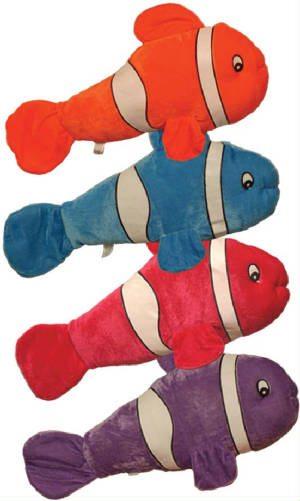 Clown Fish Plush