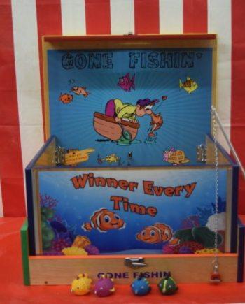 Done Fishin Case Game