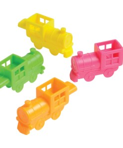 Train Shaped Whistles
