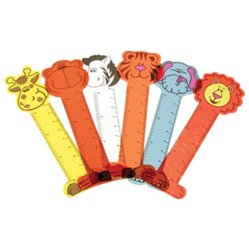 Animal Ruler Bookmarks Carnival Prize