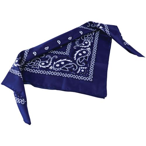 Blue Bandanas