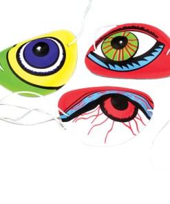 Crazy Eyes Eye Patches
