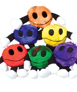 Smile Man Carnival Prize Plush