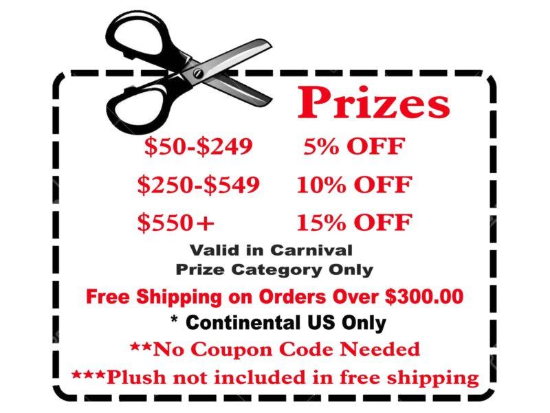 carnival depot coupon