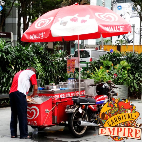 ice cream rental singapore event
