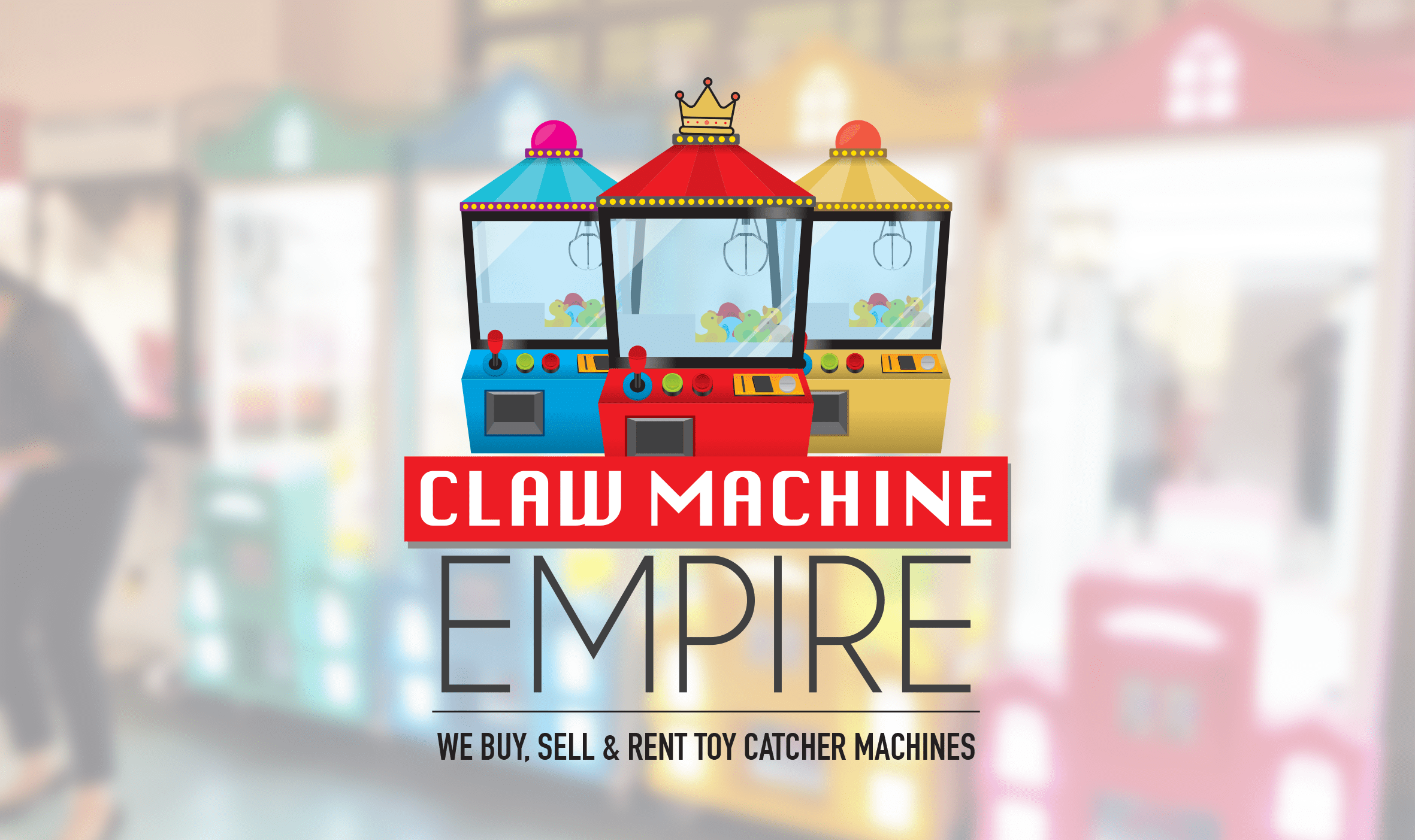 Claw Machine Empire | Partner