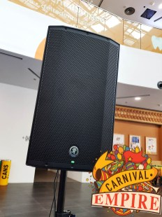 speakers for event rental