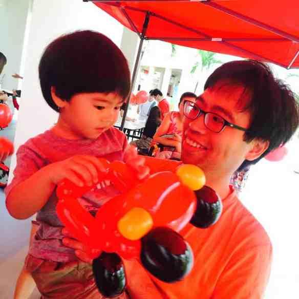 Balloon Sculpture for children