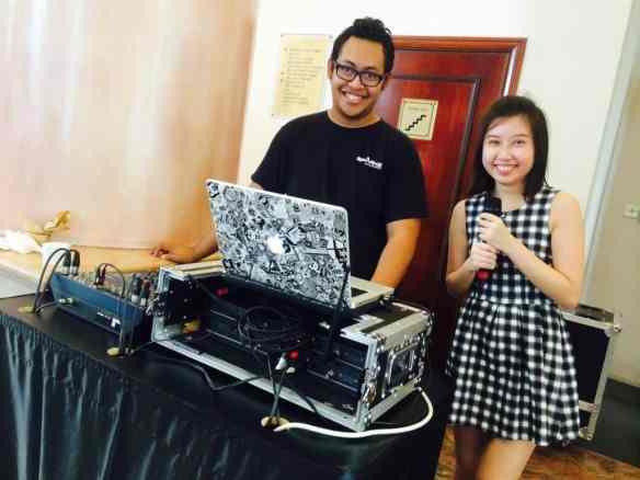 PA sound system rental singapore