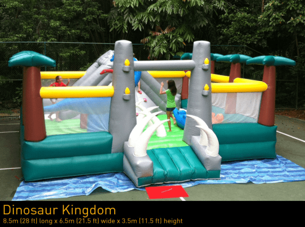 Inflatable-Dinosaur-Kingdom