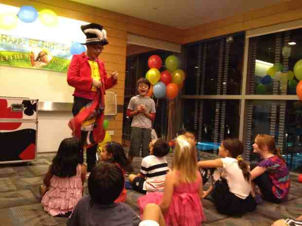 Singapore-Children-Magician