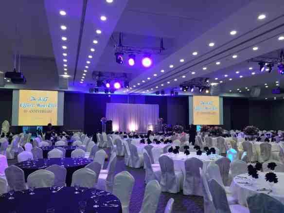 Singapore Event Management Service