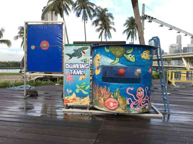 Dunking Machine Rental Singapore