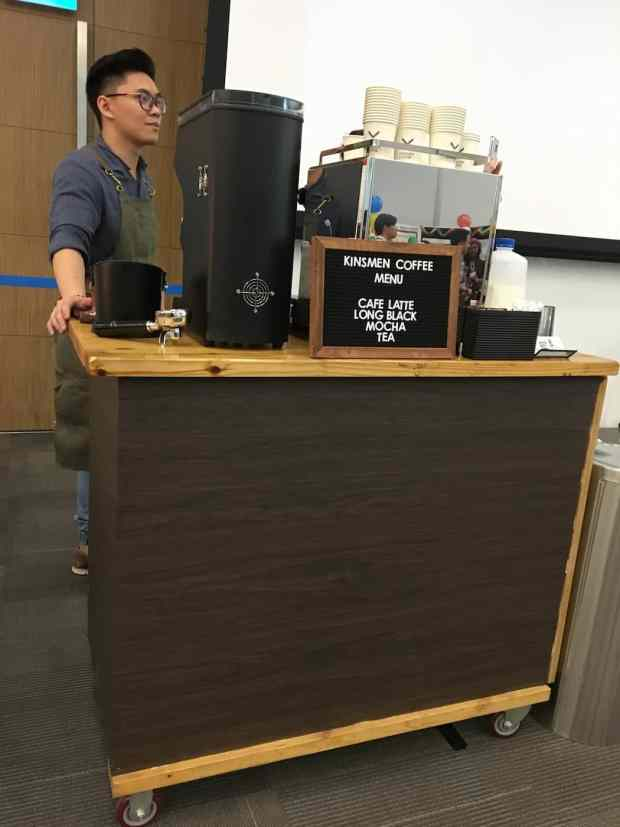 Event Coffee Station Singapore