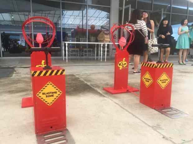 Balloon Blaster Rental Singapore