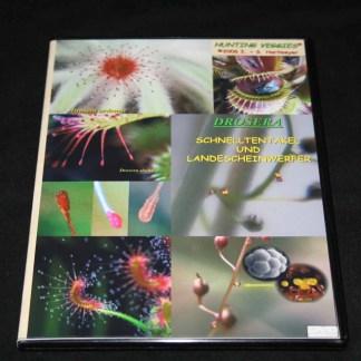 DVD über fleischfressende Drosera Arten