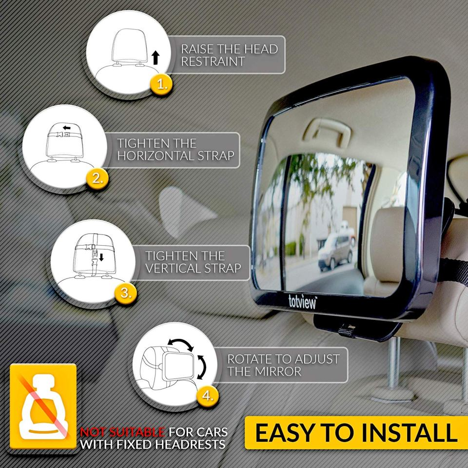 GroCreations-Best-Backseat-Baby-Mirror-for-Rear-Facing-Car-Seats3
