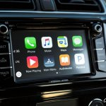 Mitsubishi Space Star Apple CarPlay