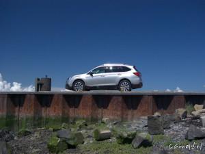 Subaru Outback 2.5 Lineartronic 5