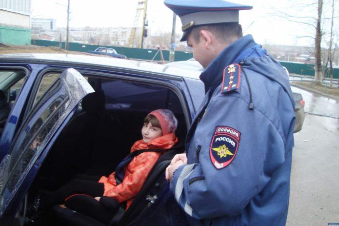 Қызметкерлердің жол полициясы