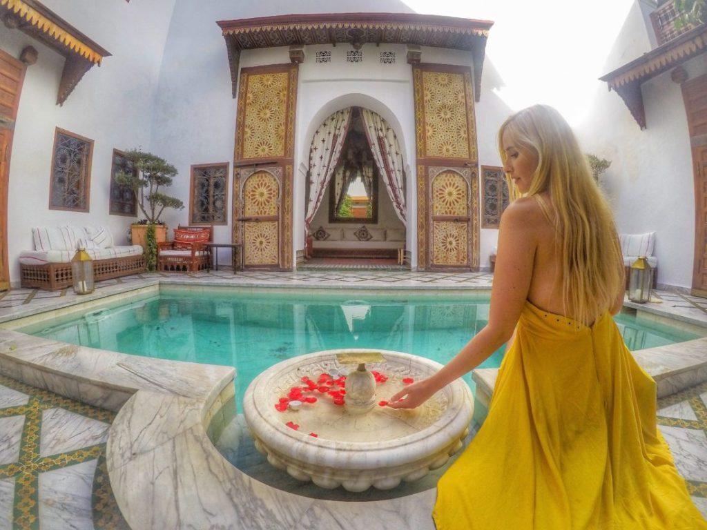 Hotel : Riad Zineb, le monde d'Aladdin réel en images