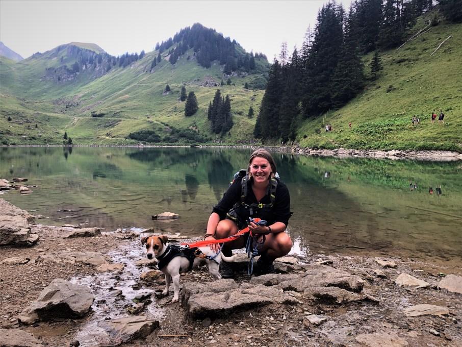 Lac de Lioson randonée en suisse