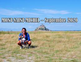 Visiter le mont saint michel avec un chien