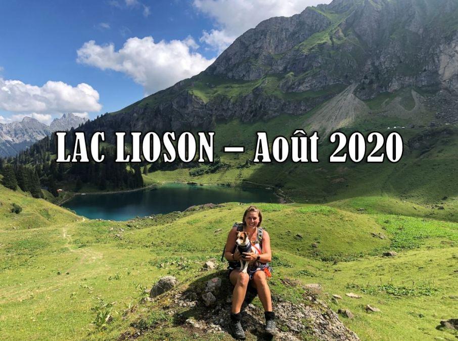lac de lioson randonnée