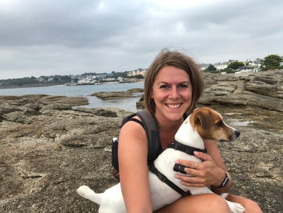 Visiter Concarneau avec un chien