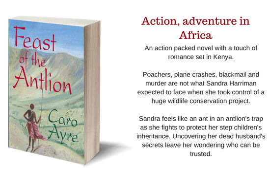 Action, adventure in Africa (2)