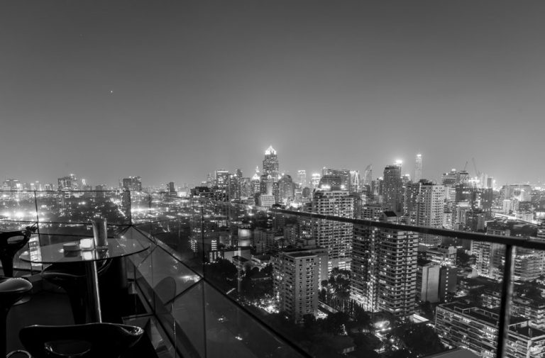 View from Long Table Bangkok - Caro Blackwell Photography