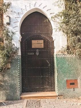 Riad Yasmine Door Marrakech