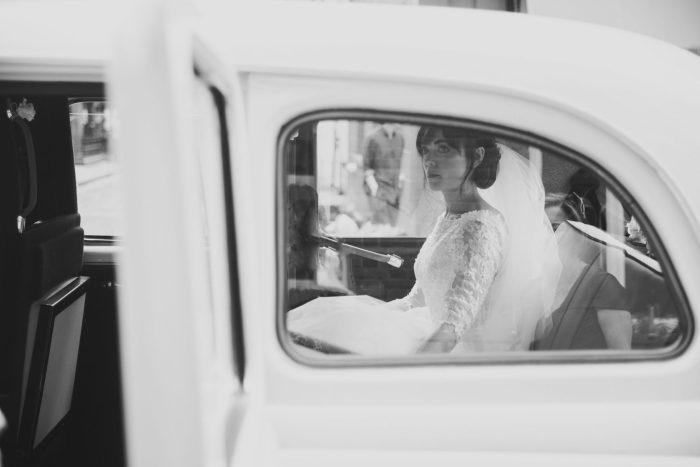 Jewish Wedding Taxi London