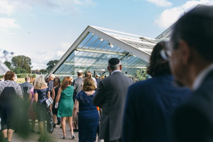 Prince of Wales Conservatory Wedding
