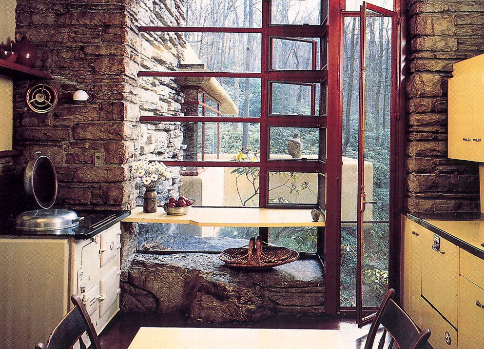 BIG House Tour Fallingwater