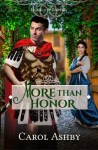 More Than Honor by Carol Ashby